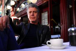 Chef Anthony Bourdain will tour Rose State College this November in Oklahoma City.