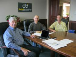 Advocate DTI Advertising signing