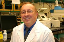 Dr. Marek Urban, Polymer Science Professor at the University of Southern Mississippi