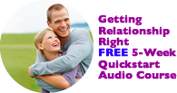 A Quickstart course to attract Mr. or Ms. Right into your life.