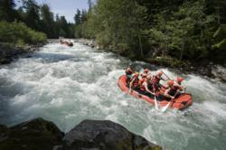 River Rafting in Vancouver, Coast & Mountains