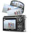Nikon J2 Mirrorless Camera Back