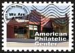 The American Philatelic Center in Bellefonte, Pennsylvania. Come for a visit!