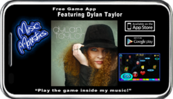 "Dylan Taylor ""What Was I Thinking"" on Free Music Monster Game App"