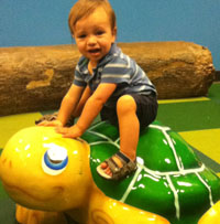 Children learn through play at Children's Museum of Richmond.