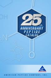 25th Anniversary Peptide Catalog