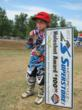 Ryder DiFrancesco's Holeshot check was almost as big as he is. Ryder dominated the 51 (4-6) AMA 1 Stock class.