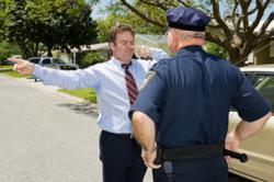 Field Sobriety Tests Administered By Police During a DWI Investigation