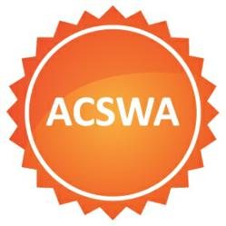 gI 124343 ACSWA Logo First Online Clinical Social Work Association Launched
