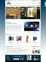 DSA New Site
