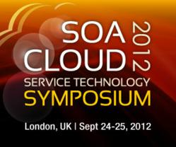 the 5th International SOA, Cloud + Service Technology Symposium
