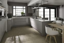 The Grey Remo kitchen from Second Nature