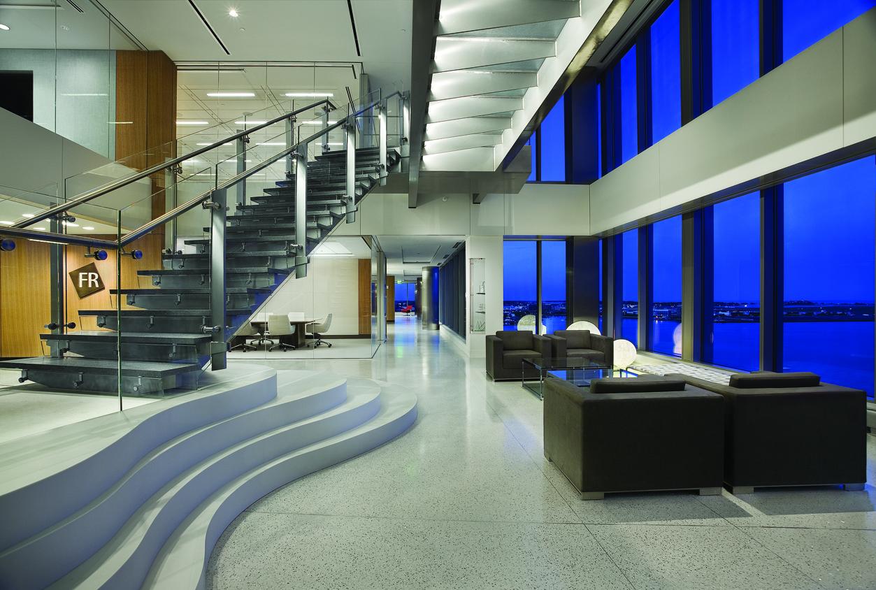 Fish & Richardson Headquarters Showcase State-of-the-Art ...