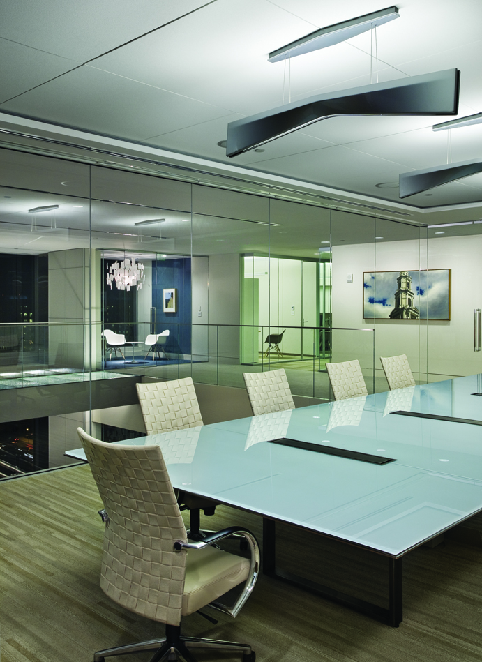 Fish richardson headquarters showcase state of the art for Firm design