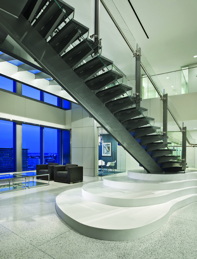 Fish richardson headquarters showcase state of the art for Fish law firm