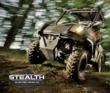 Stealth Side-By-Side Utility Vehicle's Show Strength on Recharged...