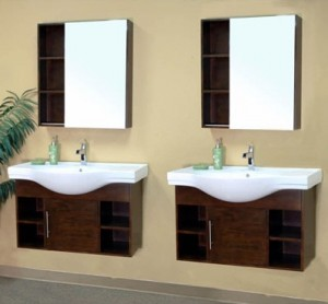 a guide to spa style bathroom vanities is introduced by home improvement super