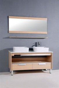 Furniture Style Bathroom Vanities on Guide To Spa Style Bathroom Vanities Is Introduced By Homethangs Com