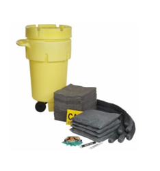 50 Gallon Spill Kit with Wheels