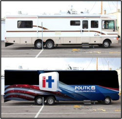 PoliticIt bus