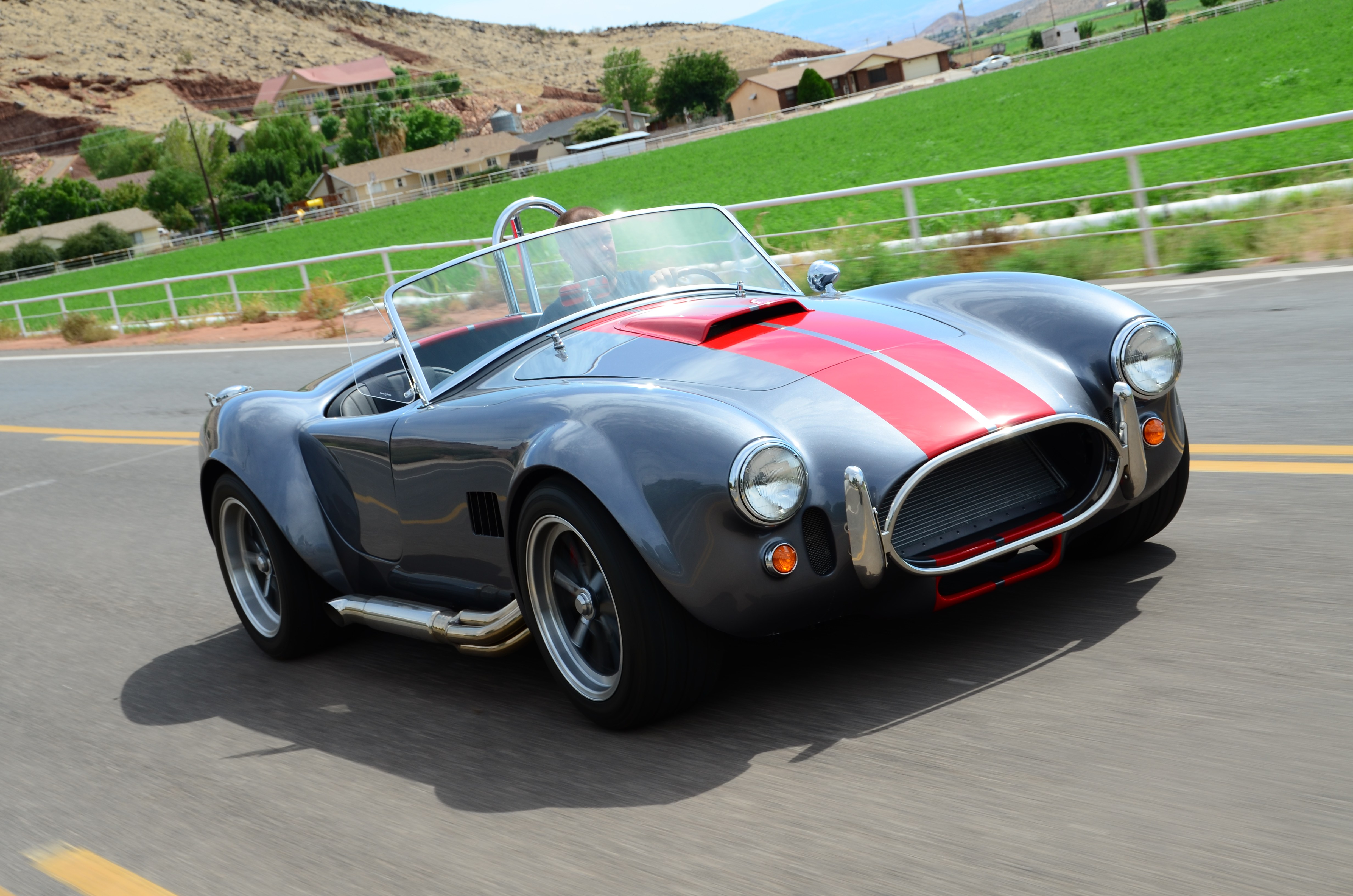 Build A Factory Five Mk4 Roadster By The Book With Parts