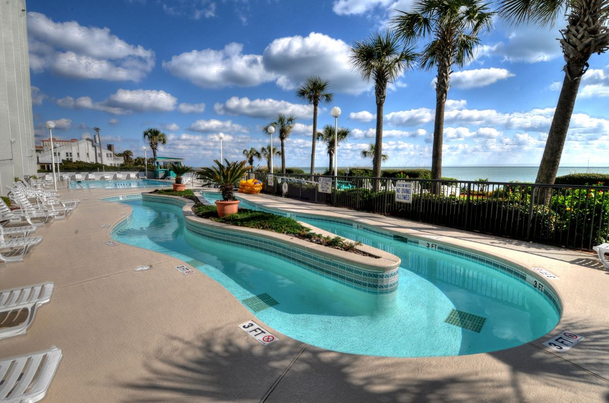 Oceanfront Hotels In Myrtle Beach Sc With Lazy River