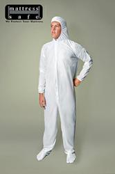 Bed Bug Body Guard ™ Inspection Suit by Mattress Safe, Inc.