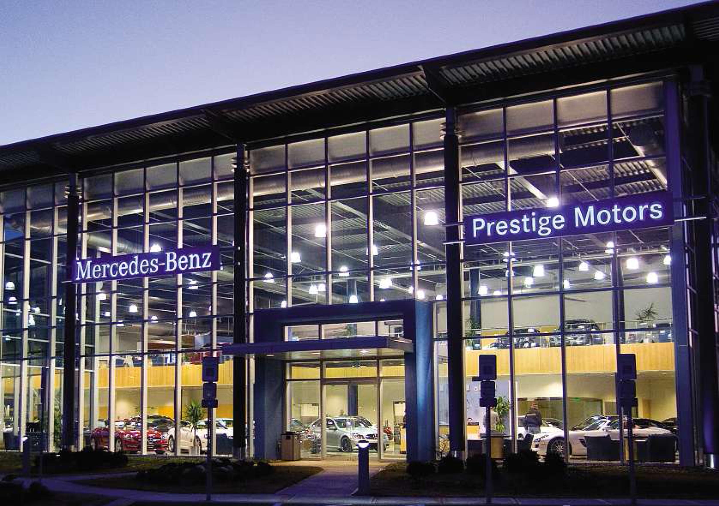 Prestige Motors Earns Dealerrater S 2013 Mercedes Dealer