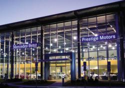 Prestige motors earns dealerrater s 2013 mercedes dealer for Mercedes benz prestige paramus nj