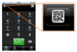 QR Code scan with Zoiper