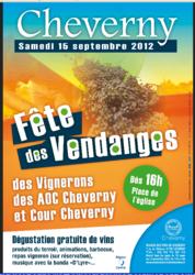 Le 15 septembre prochain, la fête des vendanges se tiendra au cœur du village de Cheverny