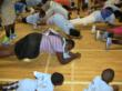 The plank competition!