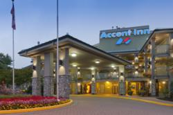 "Accent Inn Vancouver Airport boasts the new ""Westcoast"" look"