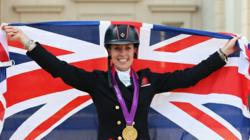 Round-up: GB stars of Equestrian competition