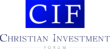 Christian Investment Forum Logo