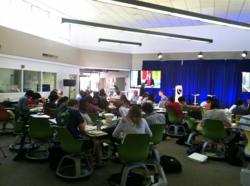 LUXr teaches entrepreneurs at Singularity University.