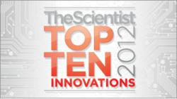 The Scientist is Now Accepting Submission for Top 10 Innovation 2012