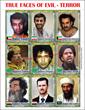 The True Faces of Evil - Terror
