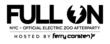 Full On Hosted By Ferry Corsten logo