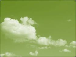 Green cloud? Start caring