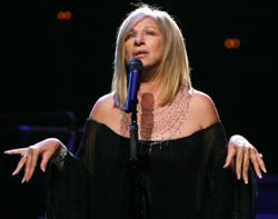 Barbra Streisand tickets on sale now for all concert dates
