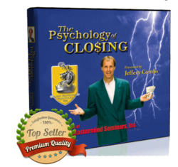 Psychology of Closing Digital Package by Jeffery Combs