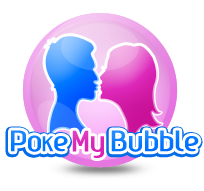 Free online dating website PokeMyBubble.com