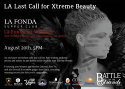 Xtreme Beauty at La Fonda Supper Club
