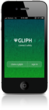 Gliph iPhone App Splash Image