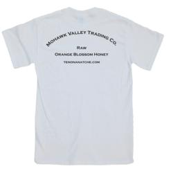 Raw Orange Blossom Honey T-Shirt, The Mohawk Valley Trading Company