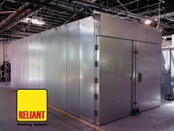 Powder Coating Oven from Reliant Finishing Systems