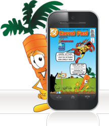 Carrot Fest Mobile App - MyEventApps - Mobile Apps for Events