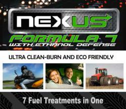 Nexus Formula 7 Fuel saver