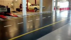 4900 and 4905 auto shop floor